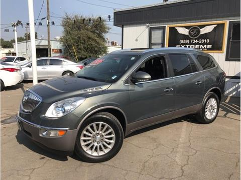 2011 Buick Enclave for sale in Visalia CA