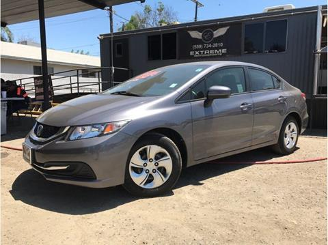 2014 Honda Civic for sale in Visalia, CA