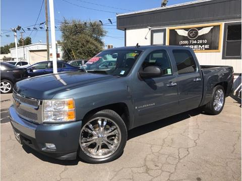 2007 Chevrolet Silverado 1500 for sale in Visalia CA
