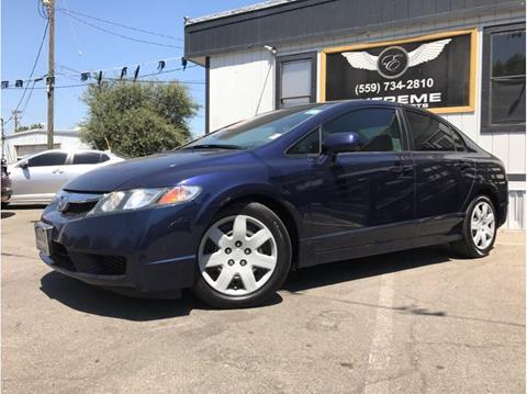2011 Honda Civic for sale in Visalia, CA