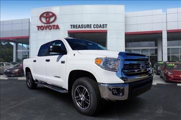 2017 Toyota Tundra for sale in Stuart, FL