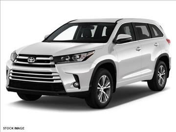 2017 Toyota Highlander for sale in Stuart, FL