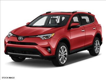 2017 Toyota RAV4 for sale in Stuart, FL