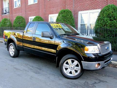 2007 Ford F-150 for sale in Whitman, MA