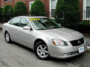 2006 Nissan Altima for sale in Whitman, MA