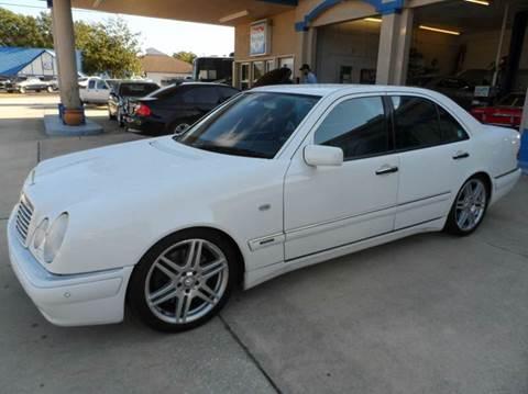 1998 Mercedes-Benz E-Class for sale in Rockledge, FL