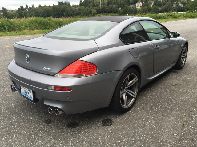 2006 BMW M6 Base 2dr Coupe - Mount Vernon WA