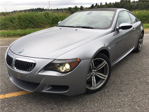 2006 BMW M6 For Sale  Carsforsalecom