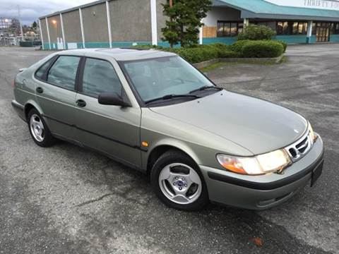 1999 Saab 9-3 for sale in Mount Vernon, WA
