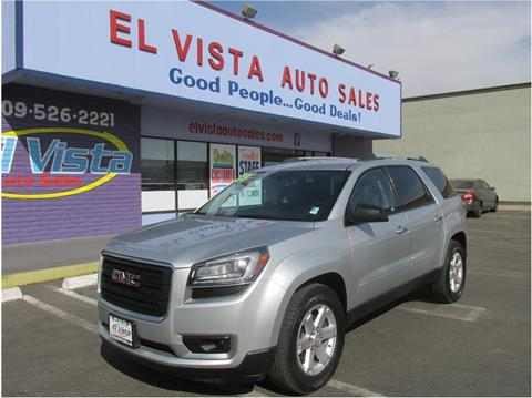 2013 GMC Acadia for sale in Modesto, CA