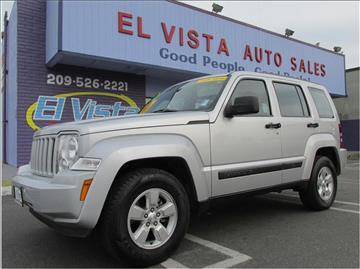 2012 Jeep Liberty for sale in Modesto, CA
