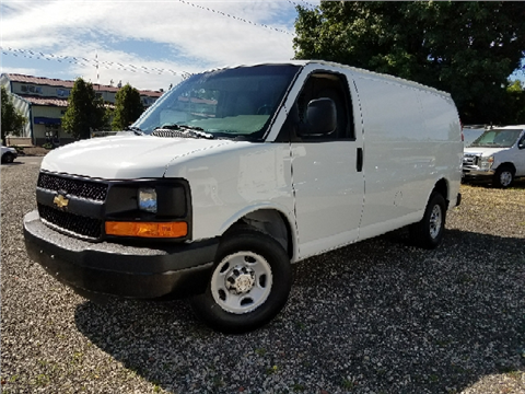 2014 Chevrolet Express Cargo for sale in Oregon City, OR