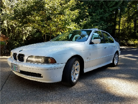 2002 BMW 5 Series for sale in Oregon City, OR