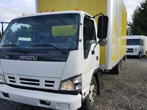 2006 Isuzu NQR for sale in Oregon City, OR