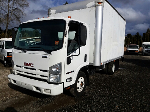 2009 GMC W4500 for sale in Oregon City, OR