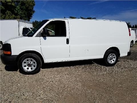 2014 GMC Savana Cargo for sale in Oregon City, OR