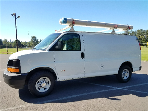 2008 Chevrolet Express Cargo for sale in Oregon City, OR