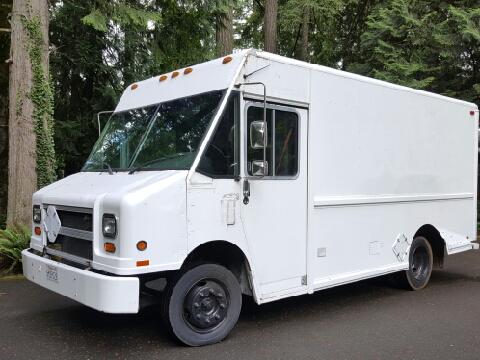 stepvan trucks for sale oregon. Black Bedroom Furniture Sets. Home Design Ideas