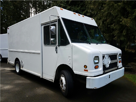 Stepvan Trucks For Sale Carsforsale Com