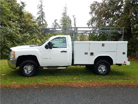 2009 Chevrolet Silverado 3500HD for sale in Oregon City, OR