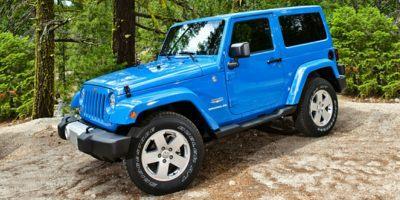 2014 Jeep Wrangler for sale in Junction City KS