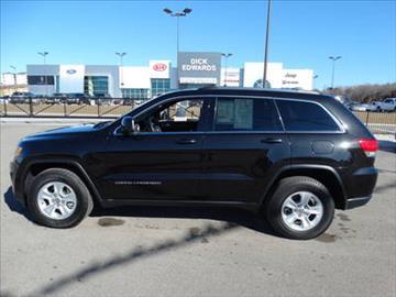 Metcalf Auto Plaza >> 2015 Jeep Grand Cherokee For Sale Kansas - Carsforsale.com
