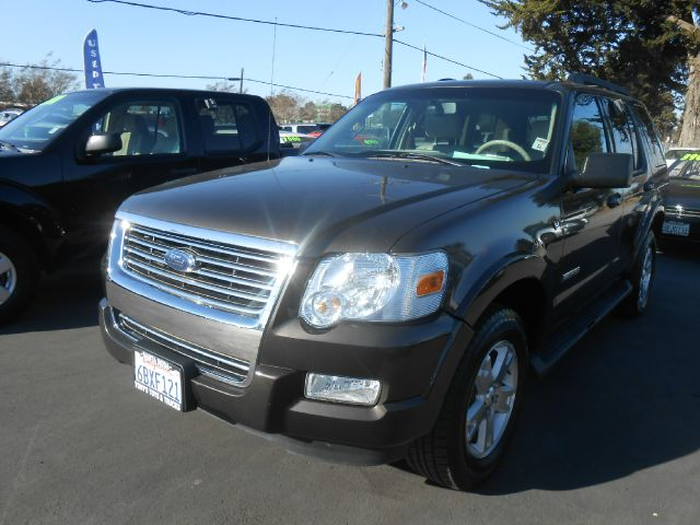 2007 FORD EXPLORER XLT 46L 4WD grey 4x4 off-road package air conditioning alloy wheels amfm r