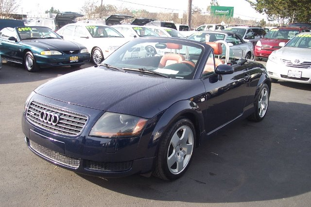 2002 AUDI TT ROADSTER QUATTRO black 4wdawdabs brakesair conditioningalloy wheelsamfm radioa