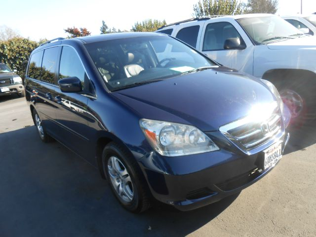 2006 HONDA ODYSSEY EX-L blue abs brakesair conditioningalloy wheelsamfm radioanti-brake syste