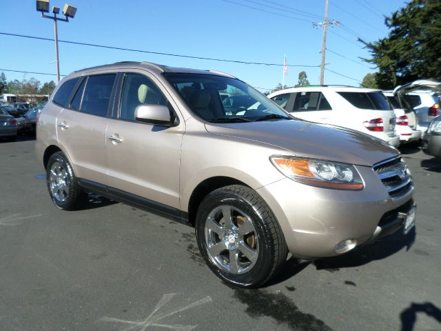 2007 HYUNDAI SANTA FE LIMITED 4DR SUV champagne clean vehicle new tires 2-stage unlocking - r