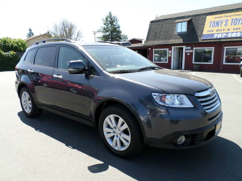 2013 SUBARU TRIBECA 36R LIMITED AWD 4DR SUV drk gray only 16788 miles 3rd row seating