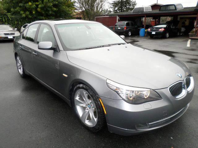 2008 BMW 5 SERIES 528I SEDAN LUXURY gray abs - 4-wheel air filtration - active charcoal airbag d