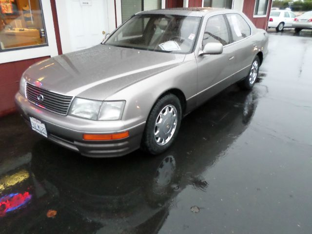 1997 LEXUS LS 400 4DR STD SEDAN charcoal 1 owner new tires abs - 4-wheel antenna type - power an