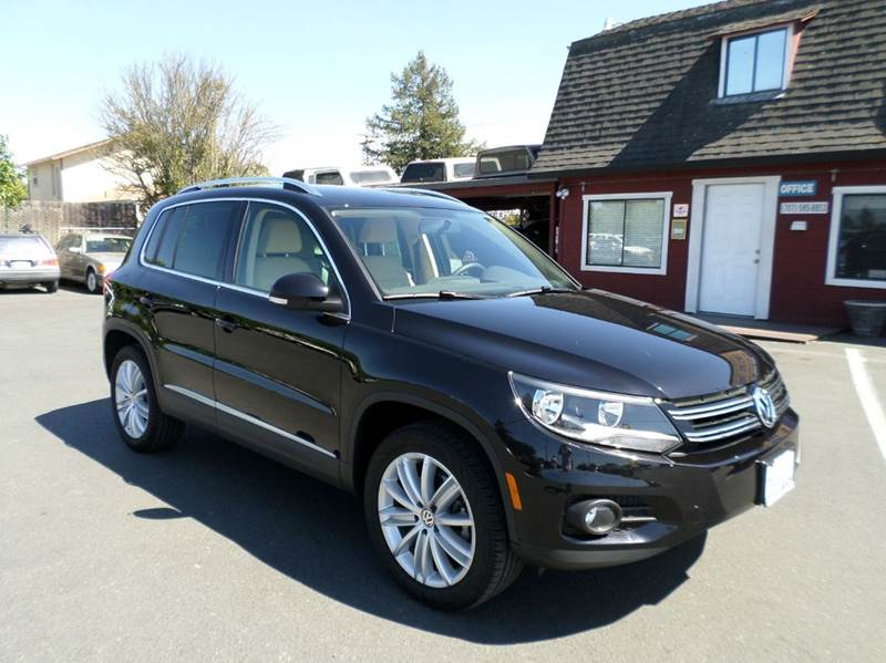 2014 VOLKSWAGEN TIGUAN SE 4DR SUV W/APPEARANCE