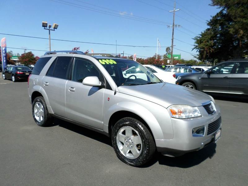 2006 SATURN VUE BASE 4DR SUV WV6 silver one owner clean suv new tires been service regul