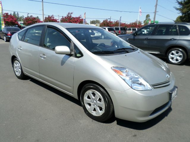 2005 TOYOTA PRIUS BASE 4DR HATCHBACK silver abs - 4-wheel center console - front console with sto
