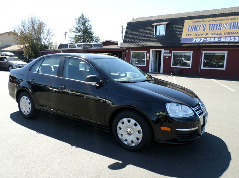 2005 VOLKSWAGEN JETTA VALUE EDITION PZEV NEW 4DR SEDAN black abs - 4-wheel anti-theft system - a