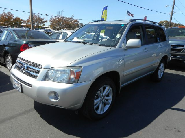 2007 TOYOTA HIGHLANDER HYBRID LIMITED 4DR SUV silver 28 mpg city hybrid 1 - owner clean carfax 2-