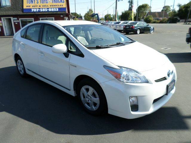 2011 TOYOTA PRIUS II 4DR HATCHBACK good service records  abs - 4-wheel active head restraints -