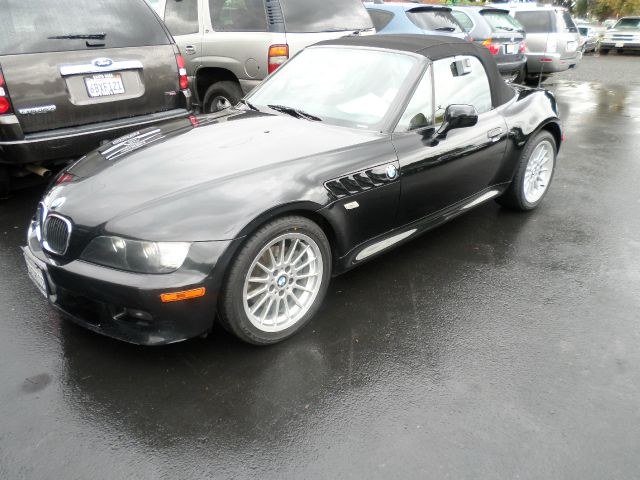 2001 BMW Z3 30I 2DR ROADSTER black abs - 4-wheel anti-theft system - alarm cassette center con