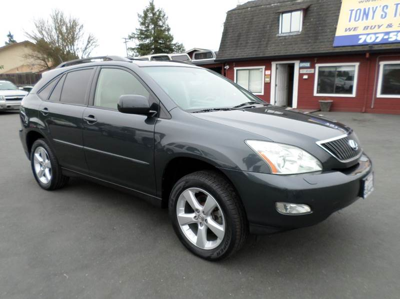 2004 LEXUS RX 330 BASE AWD 4DR SUV drk gray new tires abs - 4-wheel anti-theft system - a