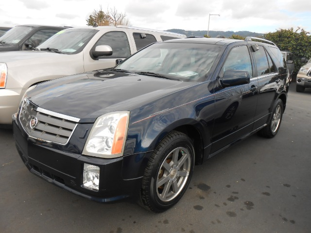 2004 CADILLAC SRX V8 blue abs brakesadjustable foot pedalsair conditioningalloy wheelsamfm ra