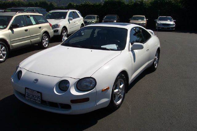 1994 TOYOTA CELICA GT 2DR HATCHBACK white timing belt water pump just done new tires antenna type