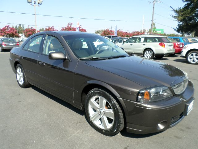 2006 LINCOLN LS SPORT 4DR SEDAN brown 17 inch chrome alloy wheels abs - 4-wheel air filtration