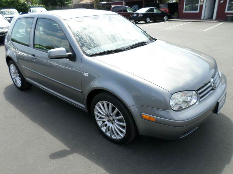 2004 VOLKSWAGEN GTI VR6 2DR HATCHBACK silver manual 6-speed vr6 2dr hatchback gti abs - 4-wheel