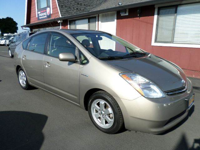 2007 TOYOTA PRIUS BASE 4DR HATCHBACK gold 2-stage unlocking - remote abs - 4-wheel air filtrati