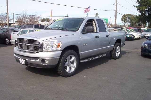 2008 DODGE RAM 1500 SLT S BED