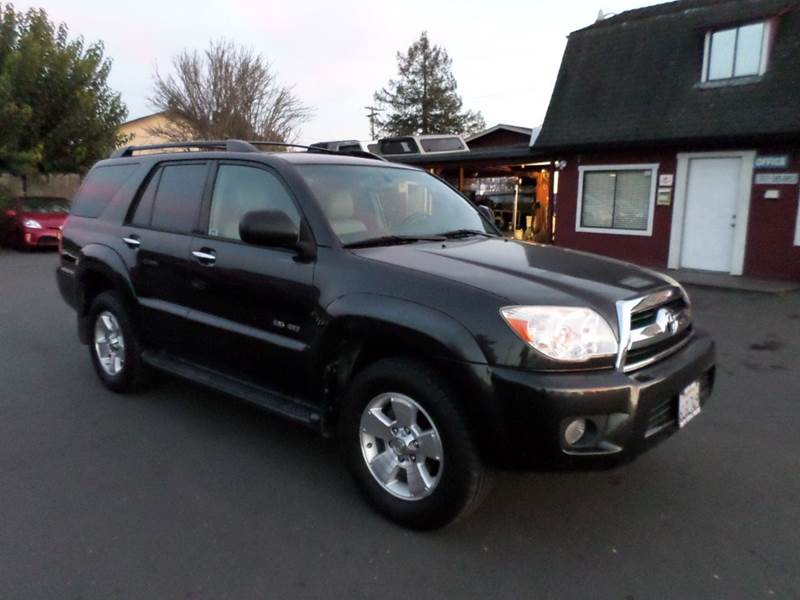 2006 TOYOTA 4RUNNER SR5 4DR SUV 4WD WV6 gray 17 inch alloy wheels 4wd type - on demand abs - 4