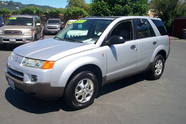 2003 SATURN VUE BASE AWD 4DR SUV silver 16 inch wheels center console daytime running lights ex