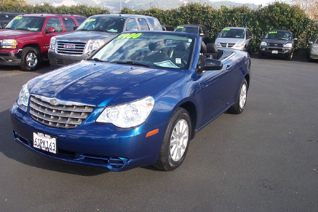 2009 CHRYSLER SEBRING CONVERTIBLE LX unspecified abs brakesair conditioningamfm radioanti-brak